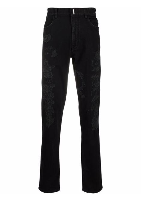 Jeans nero GIVENCHY | BM50ST50NY001