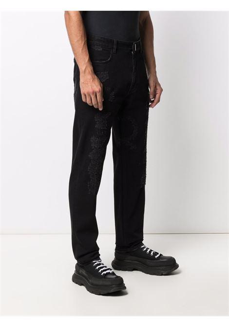 Jeans nero GIVENCHY   JEANS   BM50ST50NY001