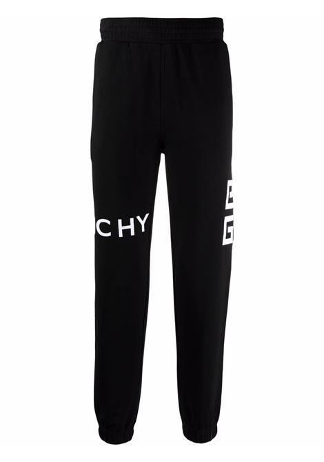 Pantalone nero GIVENCHY | BM50WB3Y6U001