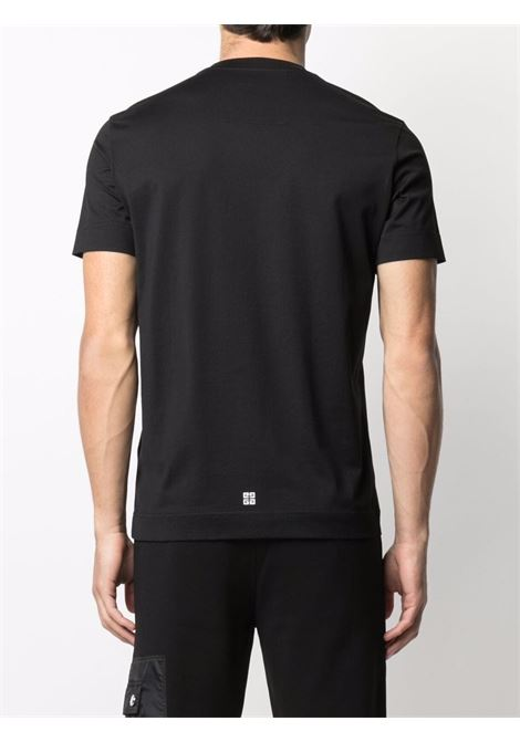 Black t-shirt GIVENCHY | T-SHIRT | BM713Y3Y6B001