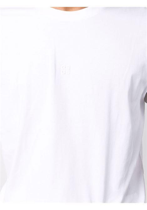 T-shirt bianca GIVENCHY | BM714R3Y6B100