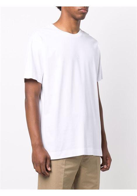T-shirt bianca GIVENCHY   T-SHIRT   BM714R3Y6B100