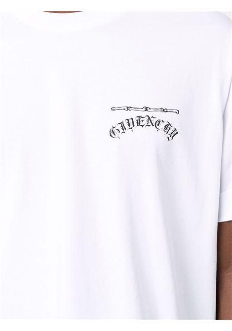 T-shirt bianca GIVENCHY   T-SHIRT   BM714Y3Y6B100