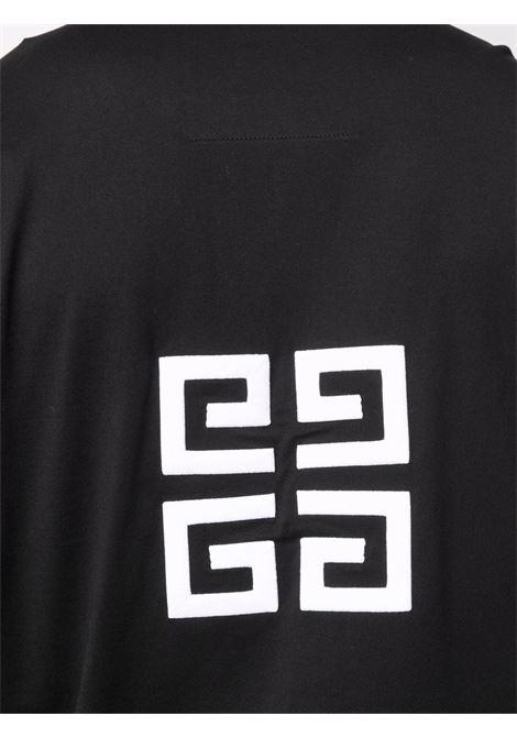 T-shirt nera GIVENCHY | BM71543Y6B001