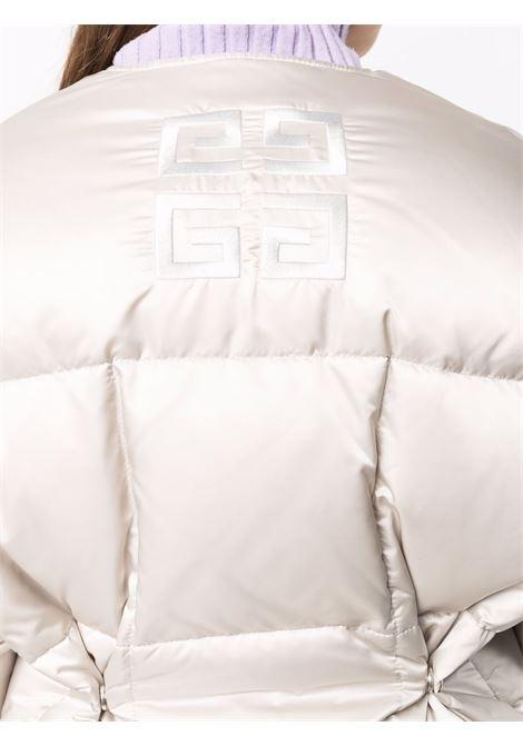 Grey padded jacket GIVENCHY | PADDED JACKET | BW00CT13Q3051