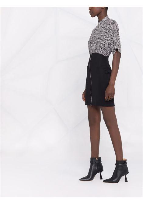 Black/white dress GIVENCHY | DRESS | BW215213UA004
