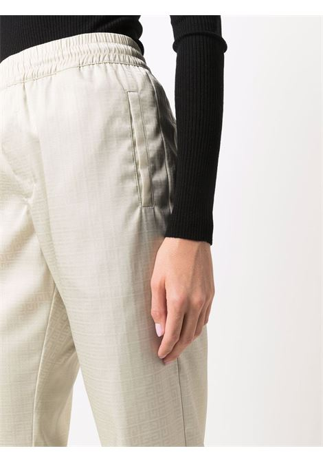 Grey trousers GIVENCHY | TROUSERS | BW50R513PK129