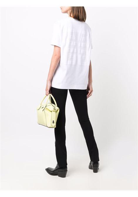 White t-shirt GIVENCHY | T-SHIRT | BW707Z30NH104