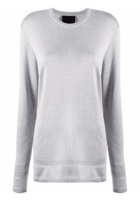Grey sweatshirt GIVENCHY | SWEATSHIRTS | BW90DC4ZAF067