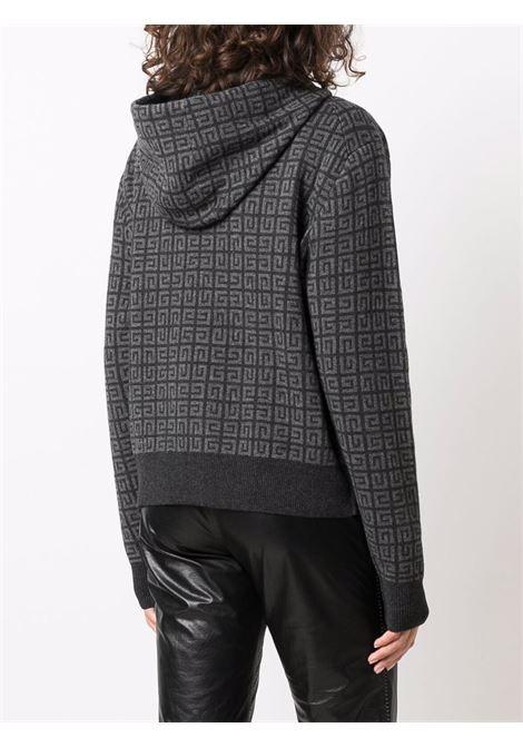 Grey sweatshirt GIVENCHY | SWEATSHIRTS | BW90DD4ZAA028