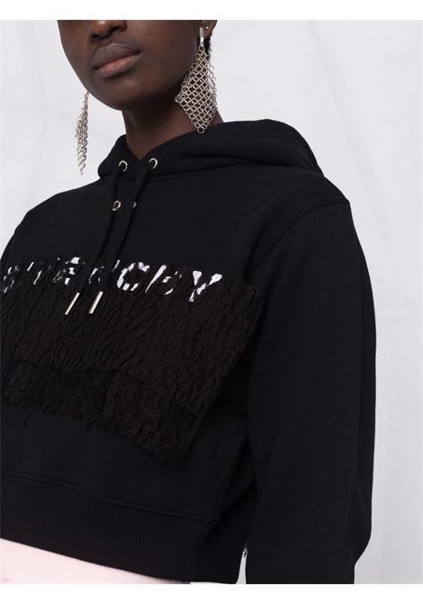 Black sweatshirt GIVENCHY | SWEATSHIRTS | BWJ025G0SS001