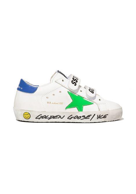 Sneakers bianca GOLDEN GOOSE KIDS | GJF00111F00198010755