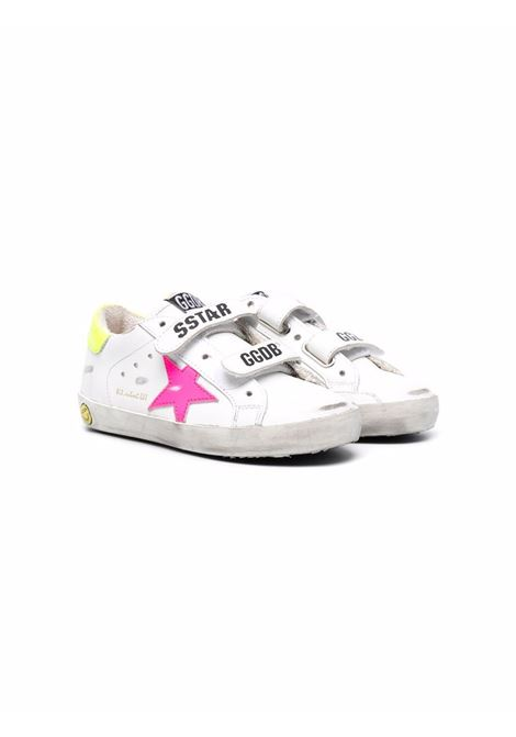 Sneakers bianca GOLDEN GOOSE KIDS | GJF00111F00198510756