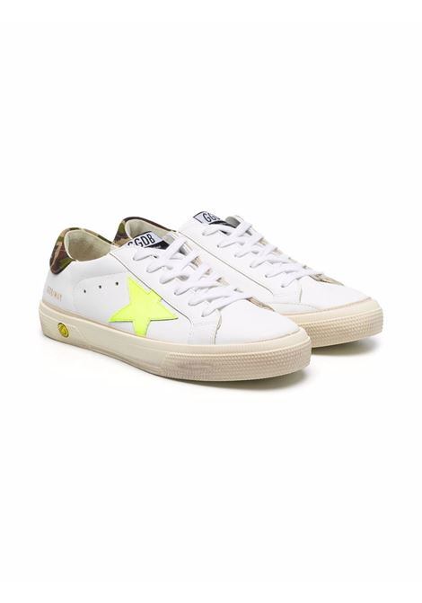 Sneakers bianca GOLDEN GOOSE KIDS | GTF00112F00199210759