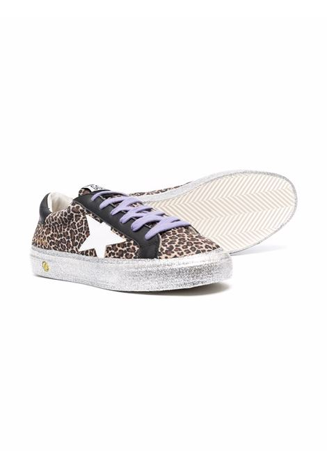 Sneakers leopardata GOLDEN GOOSE KIDS | GTF00112F00211780302