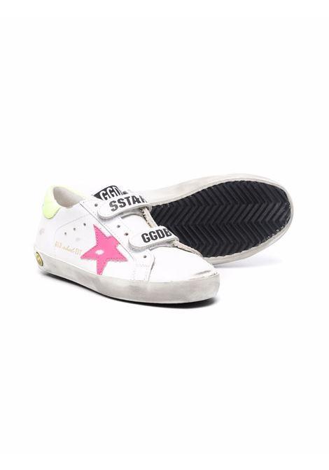 Sneakers bianca GOLDEN GOOSE KIDS | GYF00111F00198510756