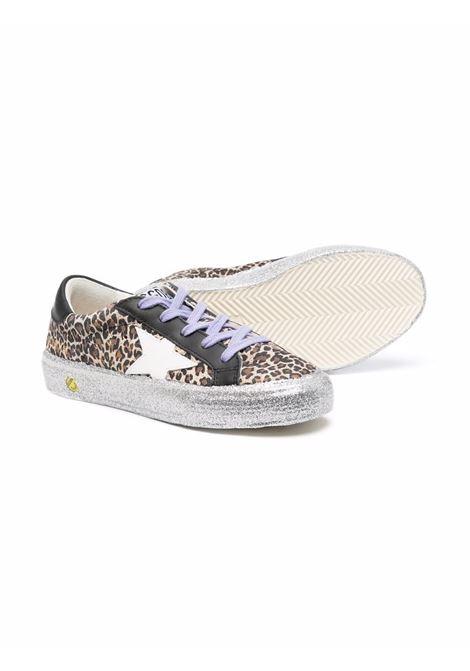 Sneakers leopardata GOLDEN GOOSE KIDS | GYF00112F00211780302