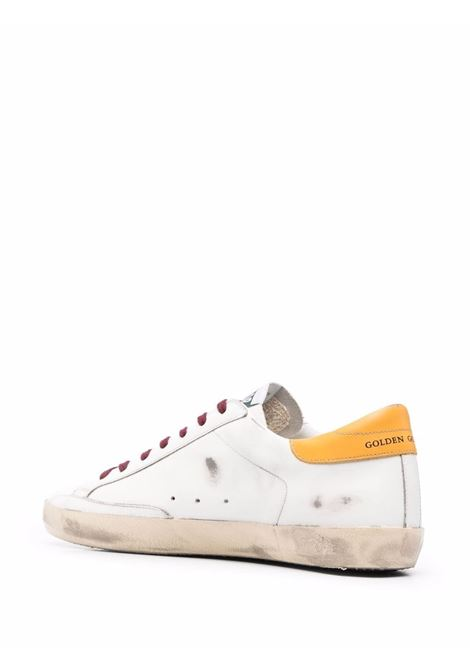 White/yellow sneakers GOLDEN GOOSE   GMF00101F00202510766