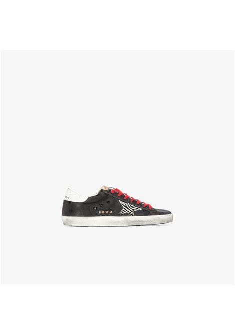 Black/red sneakers GOLDEN GOOSE   GMF00101F00203255436
