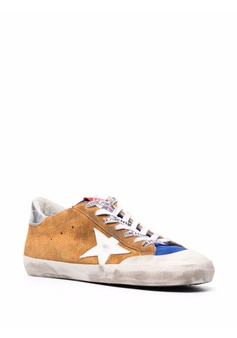 Yellow/blue/white sneakers GOLDEN GOOSE | SNEAKERS | GMF00107F00203455437