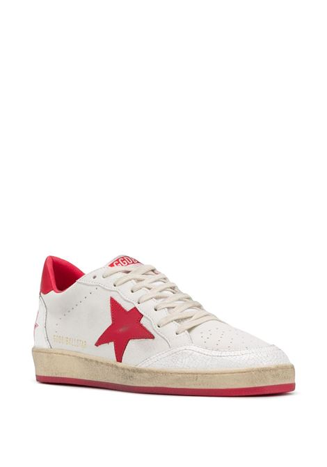 Sneakers bianco/rosso GOLDEN GOOSE | SNEAKERS | GMF00117F00032510275