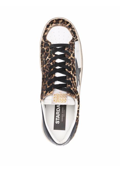 Leopard sneakers GOLDEN GOOSE   GMF00128F00218880302