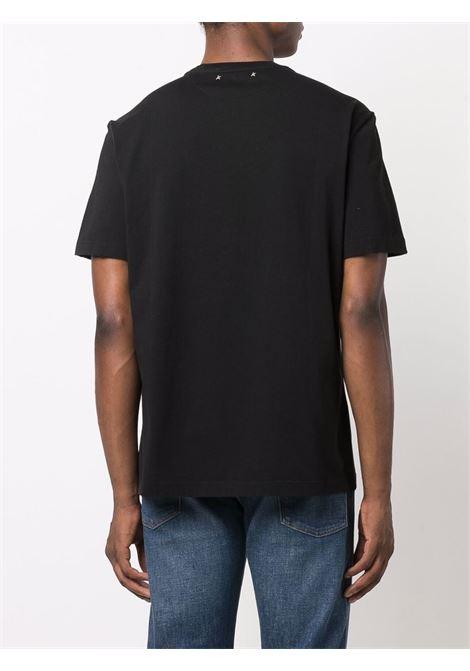 T-shirt nera GOLDEN GOOSE | GMP00998P00059190197