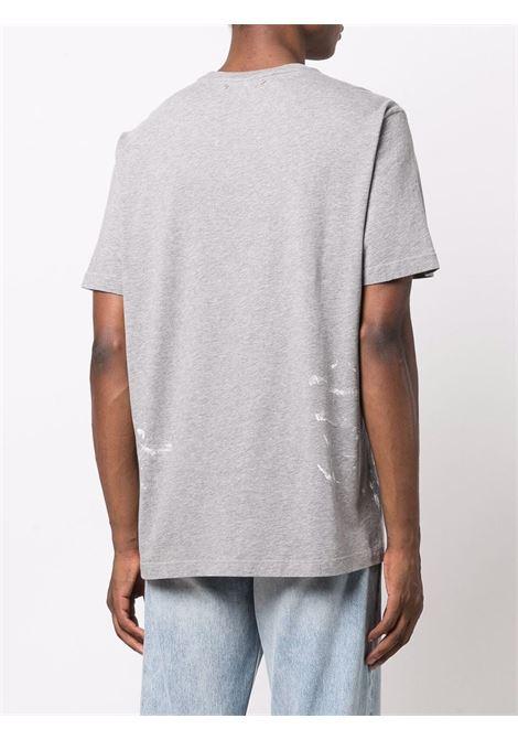 Grey t-shirt GOLDEN GOOSE   GMP01022P00058760316