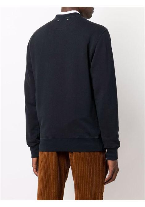 Blue/white sweatshirt GOLDEN GOOSE   GMP01025P00037050649