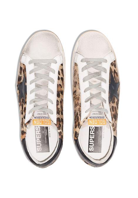 Sneakers leopardata GOLDEN GOOSE | GWF00101F00056580189