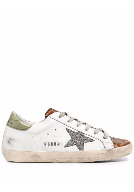 Super-Star low-top lace-up sneakers GOLDEN GOOSE | GWF00101F00196710753