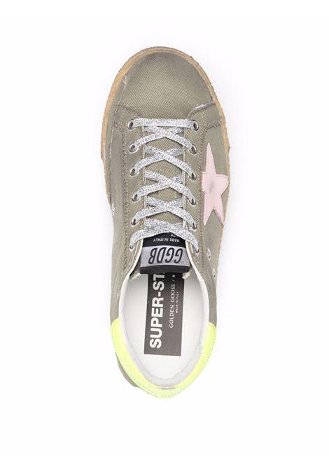 Sneakers verde GOLDEN GOOSE | GWF00101F00206935747