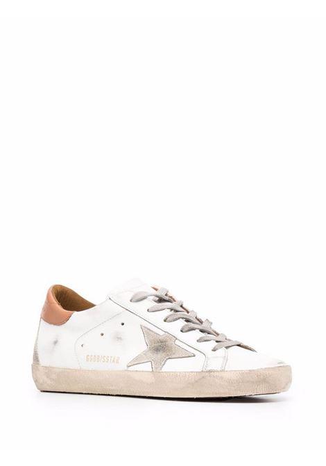Sneakers bianca/marrone GOLDEN GOOSE   SNEAKERS   GWF00102F00218210803