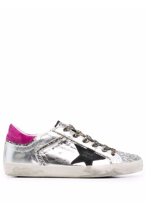 Sneakers silver GOLDEN GOOSE | GWF00103F00200170191