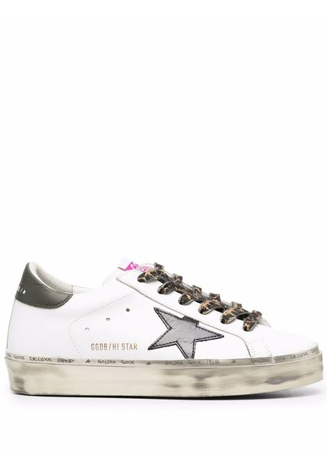 Hi Star low-top flatform sneakers GOLDEN GOOSE | GWF00118F00214310788