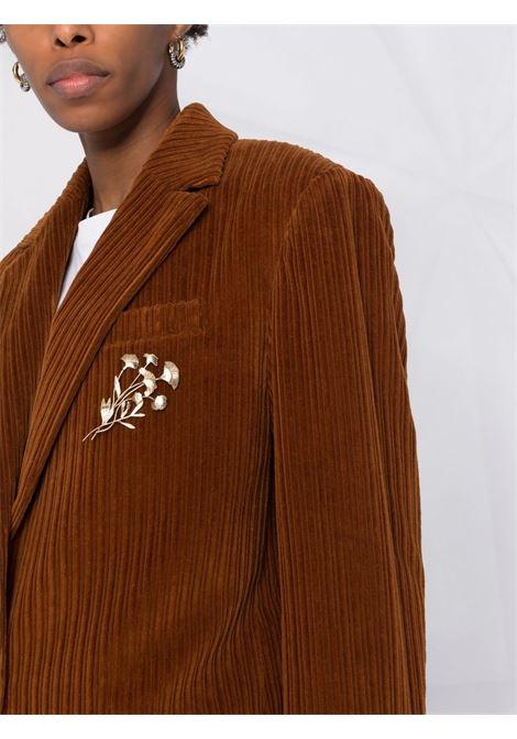 Blazer marrone GOLDEN GOOSE | BLAZER | GWP00577P00053755238