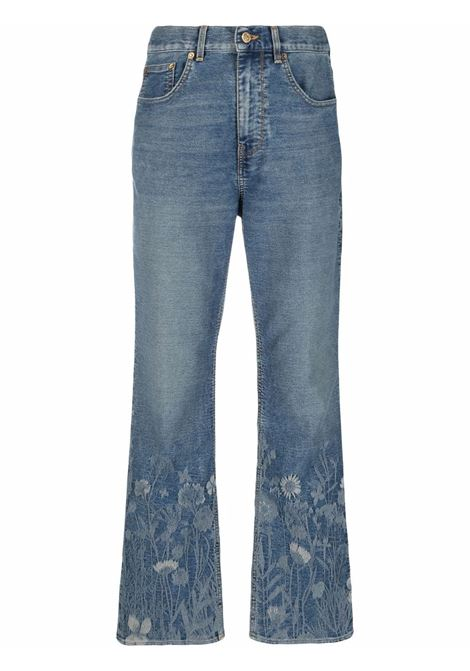 Jeans blu GOLDEN GOOSE | GWP00843P00054350100