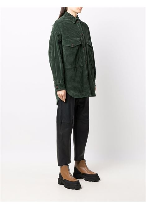 Giacca/camicia verde GOLDEN GOOSE | GWP00982P00051835737