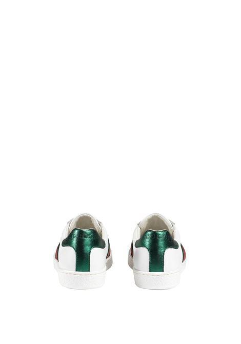 Sneakers bianca GUCCI KIDS | SNEAKERS | 433148CPWE09075