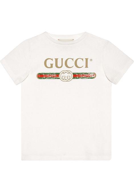 T-shirt GUCCI KIDS | 503628X3L029112
