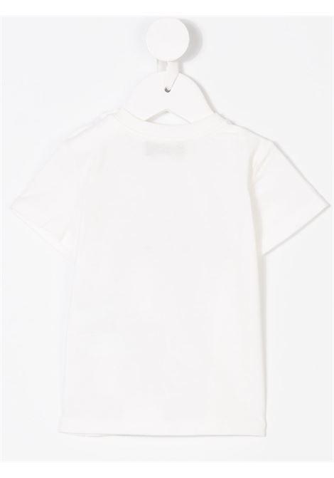 T-shirt bianca GUCCI KIDS | 504121BX3L649112