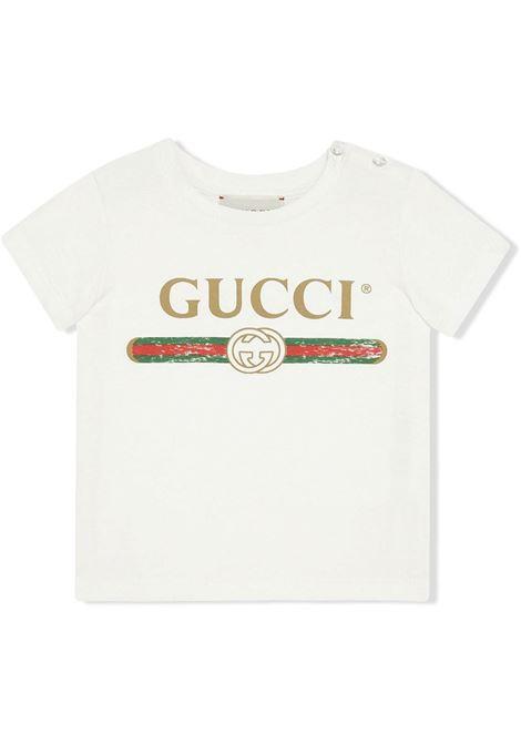 T-shirt GUCCI KIDS   504121X3L649112