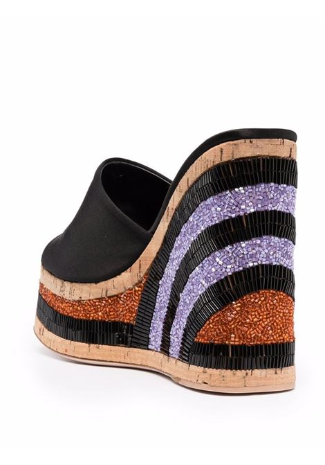 Sandals HAUS OF HONEY | SANDALS | HW21305BLACK