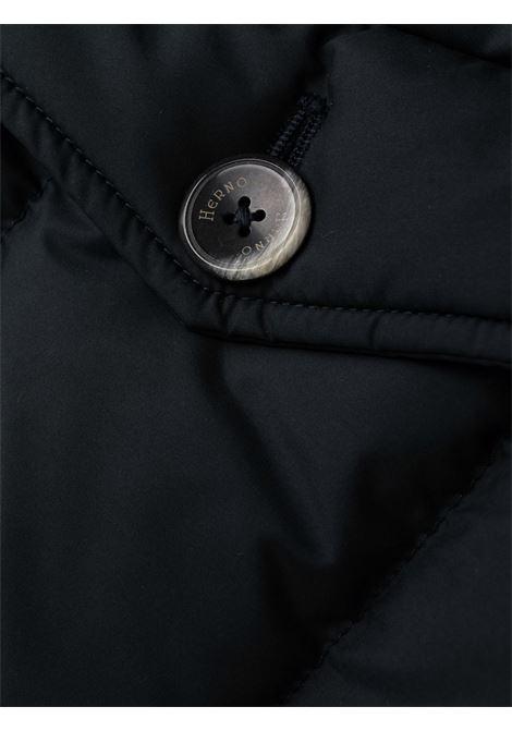 Piumino blu HERNO | PIUMINI | PI071URM01132209200