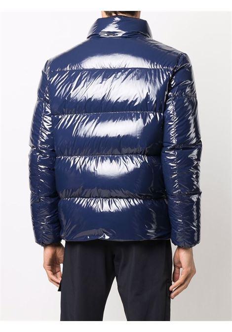 Blue padded jacket HERNO   PI0773U122209201