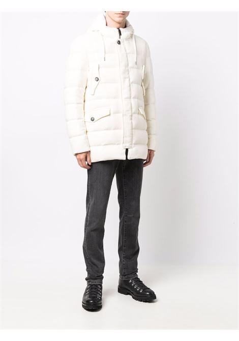 White padded jacket HERNO   PI0783U332781050