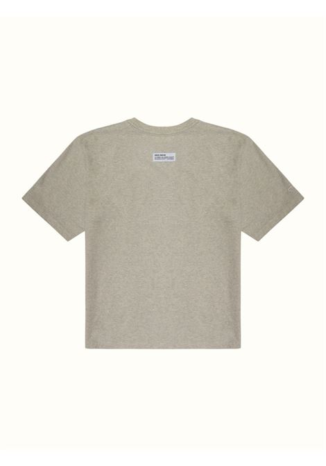 White t-shirt HERON PRESTON | HMAA026F21JER0020822