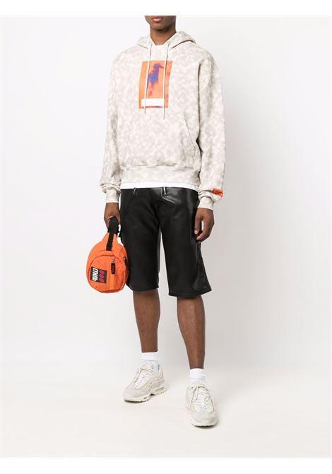Cream sweatshirt HERON PRESTON | HMBB017F21JER0026122