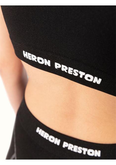 Black top HERON PRESTON | HWVA001F21KNI0011001