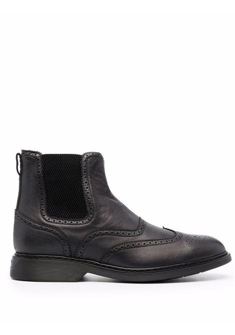 Black boots HOGAN | HXM5760DT40Q7QB804